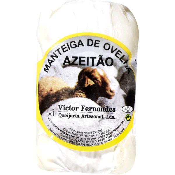 Manteiga de Ovelha VFernandes 250 Gr