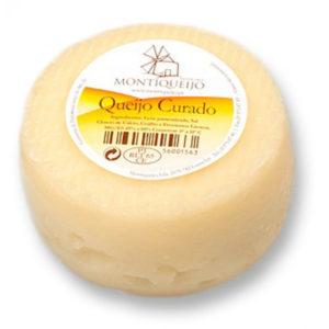 Queijo Curado Vaca Achatado Montiqueijo 110 Gr