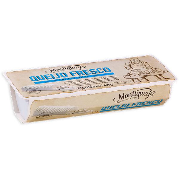 Queijo Fresco Vaca Montiqueijo 400 Gr