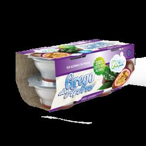 Iogurte Yoçor Grego Maracujá Pack4