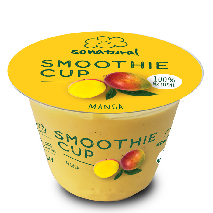 Sonatural Smoothie Cup Manga 150gr