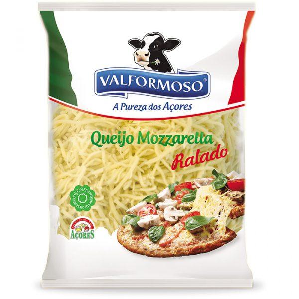Valformoso Mozzarella Ralado 150gr