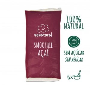 Sonatural Smoothie Açai 1kg