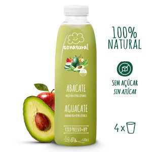 Sonatural Sumo de Abacate 750 ml