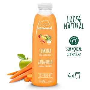 Sonatural Sumo de Cenoura 750 ml