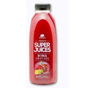 Sonatural Sumo de Romã, Maçã e Limão 750 ml