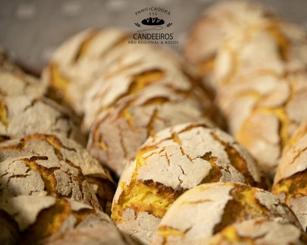 Broa Milho Pãodoscandeeiros (1un)